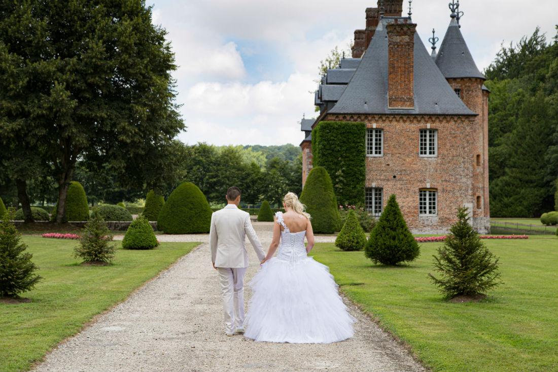 Photographe de Mariage à Yvetot et en Normandie